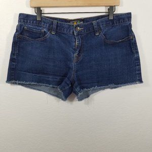 Lucky Brand Riley Jean Shorts Size 14